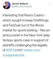 Dan Wallach Tweet on Rivers